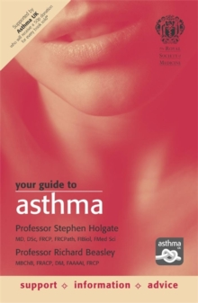 The Royal Society of Medicine - Your Guide to Asthma, Paperback Book