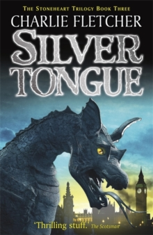 Silvertongue, Paperback Book