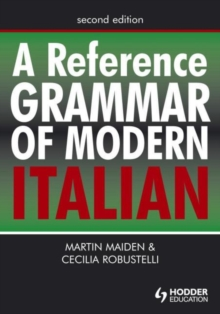 A Reference Grammar of Modern Italian, Paperback