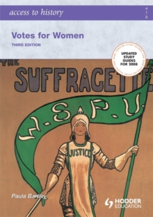 Access to History: Votes for Women, Paperback
