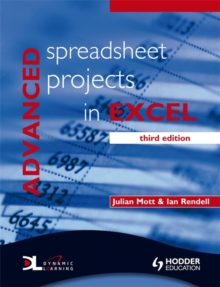 Advanced Spreadsheet Projects in Excel, Paperback