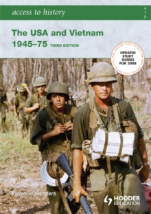 Access to History: The USA and Vietnam 1945-75, Paperback