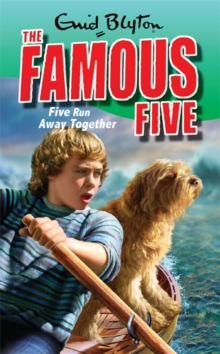 Five Run Away Together, Paperback Book