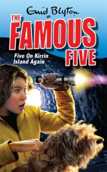 Five on Kirrin Island Again, Paperback Book