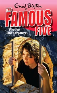 Five Fall into Adventure, Paperback