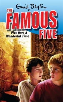 Five Have a Wonderful Time, Paperback