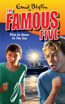 Five Go Down to the Sea, Paperback