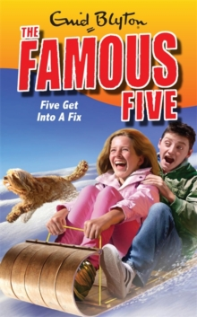 Five Get into a Fix, Paperback