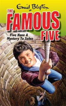 Five Have a Mystery to Solve, Paperback