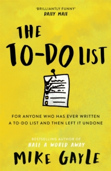 The To-do List, Paperback