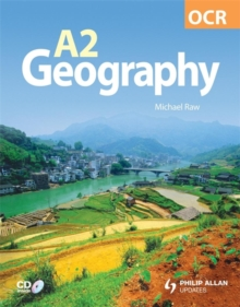 OCR A2 Geography Textbook, Paperback Book