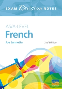 AS/A-Level French Exam Revision Notes, Paperback