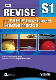 Revise for MEI Structured Mathematics - S1, Paperback