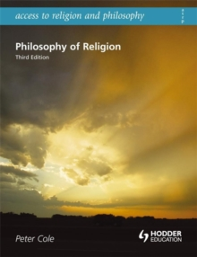 Access to Religion and Philosophy: Philosophy of Religion, Paperback