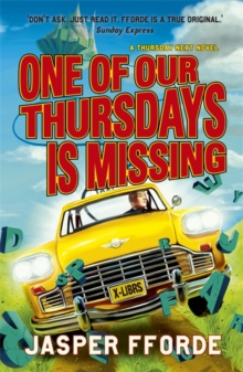 One of Our Thursdays is Missing, Paperback