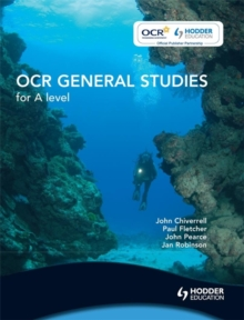 OCR General Studies for A Level Student's Book, Paperback