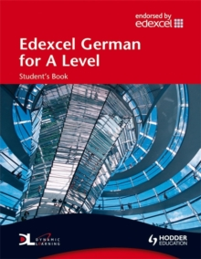 Edexcel German for A Level : Student's Book, Mixed media product Book