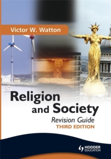 Religion and Society Revision Guide, Paperback Book