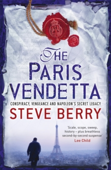 The Paris Vendetta, Paperback Book