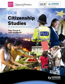 OCR Citizenship Studies for GCSE Full and Short Courses, Paperback Book