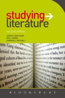 Studying Literature : The Essential Companion, Paperback