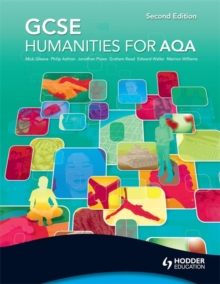 GCSE Humanities for AQA, Paperback