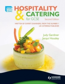 WJEC Hospitality and Catering for GCSE, Paperback