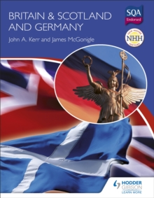New Higher History: Britain & Scotland and Germany, Paperback Book