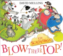 The Scallywags Blow Their Top, Paperback Book