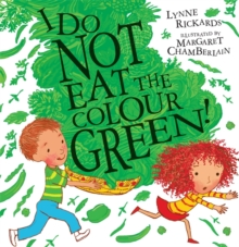 I Do Not Eat the Colour Green, Paperback