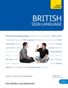 British Sign Language: Teach Yourself : Book and DVD Pack, Mixed media product