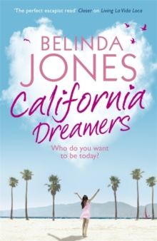 California Dreamers, Paperback Book
