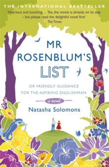 Mr. Rosenblum's List : Or Friendly Guidance for the Aspiring Englishman, Paperback