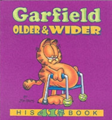 Garfield : Older and Wider, Paperback