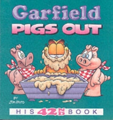 Garfield Pigs Out, Paperback