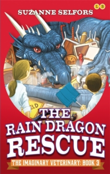 The Rain Dragon Rescue, Paperback