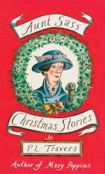 Aunt Sass : Christmas Stories, Hardback Book