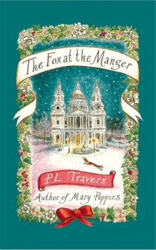 The Fox at the Manger, Hardback Book