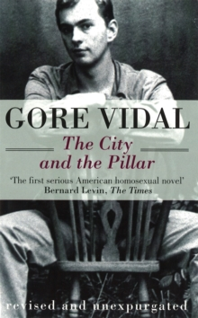 The City and the Pillar, Paperback Book