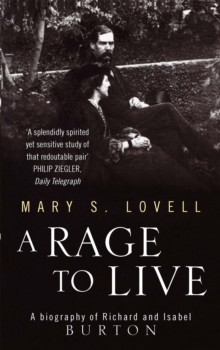 A Rage to Live, Paperback Book
