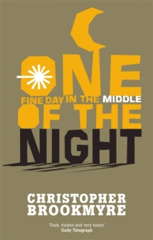 One Fine Day in the Middle of the Night, Paperback
