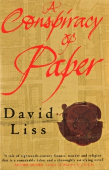 A Conspiracy of Paper, Paperback Book