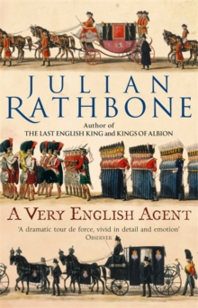 A Very English Agent, Paperback