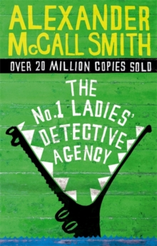 The No. 1 Ladies' Detective Agency, Paperback Book