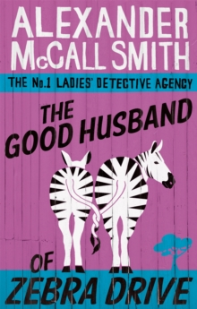 The Good Husband of Zebra Drive, Paperback
