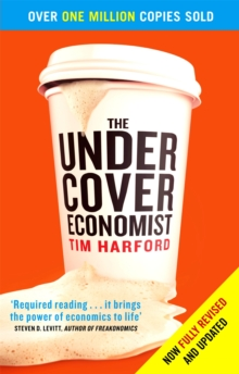 The Undercover Economist, Paperback Book