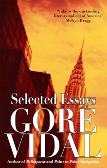 Selected Essays, Paperback Book