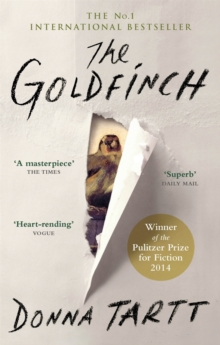 The Goldfinch, Paperback