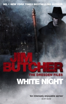 White Night : The Dresden Case Files, Paperback Book