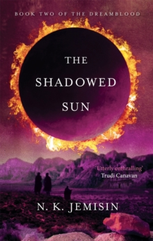 The Shadowed Sun, Paperback Book